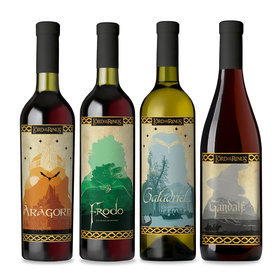 Food & Wine: The Lord of the Rings Wines Are Now Available