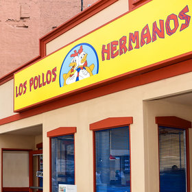 Food & Wine: Uber Eats Will Deliver Food from 'Breaking Bad' Restaurant Los Pollos Hermanos