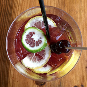 Food & Wine: How to Make Amazing Infused Vodka with Herb Stems (and Then Use It in Killer Sangria)