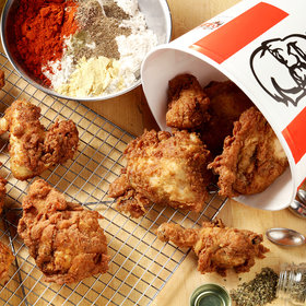 Food & Wine: KFC Japan Released a Low-Odor Fried Chicken to Make Subway Cars Less Smelly