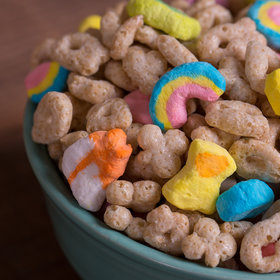 Food & Wine: Lucky Charms Is Retiring a Marshmallow You Didn't Even Know Existed