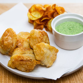 Food & Wine: Fish and Chips