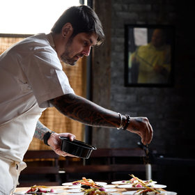Food & Wine: Escargot, To Go: Ludo Lefebvre Dishes on the New Petit Trois