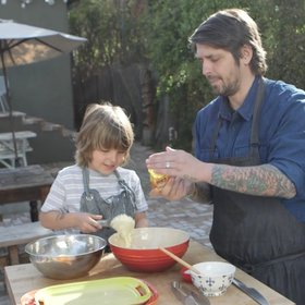 Food & Wine: Ludo Lefebvre's Super Easy Bread Recipe Will Make You Feel Like an Expert [Video]
