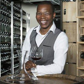 Food & Wine: The Two South African Wines Luvo Ntezo Always Recommends