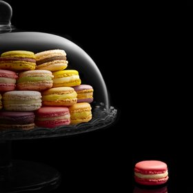 Food & Wine: You Can Buy the World's Most Expensive Macaron for $9,703