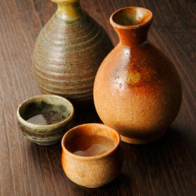 mkgalleryamp; Wine: How to Become a Sake Samurai