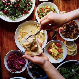 Food & Wine: How to Make a 4-Course Middle Eastern Fantasy Menu