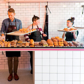 Food & Wine: The New Breed of Bakeshop