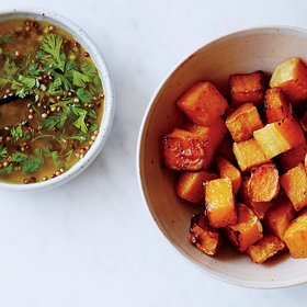 Food & Wine: 6 Ways to Top Your Butternut Squash Salad