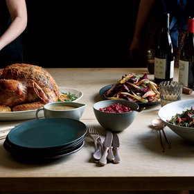 Food & Wine: Thanksgiving Menu Planning Tips and Ideas