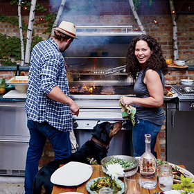 Food & Wine: The 4 Things Stephanie Izard Taught Her Husband About Grilling (And The 4 Things He Taught Her About Craft Beer)
