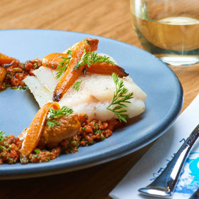 Food & Wine: One of Philadelphia's Hottest New Restaurants Is at the Mall