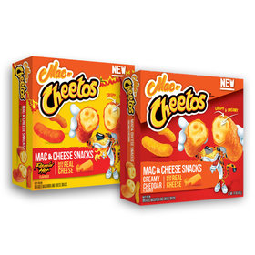 Food & Wine: 'Mac n' Cheetos' Have Gone from Burger King to Your Grocer's Freezer Aisle