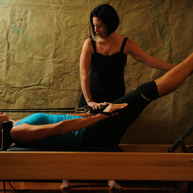 Food & Wine: Meet the Food World's Pilates Teacher