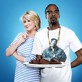 Food & Wine: Martha Stewart and Snoop Dogg Return With 'Potluck Party Challenge'