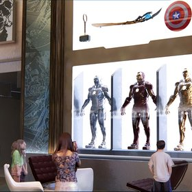 Food & Wine: Disney Is Building the World's First Marvel Hotel