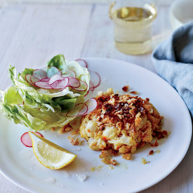mkgalleryamp; Wine: Maryland-Style Crab Cakes