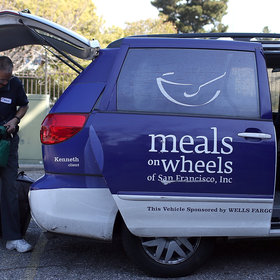 Food & Wine: President Trump's New Budget Cuts Funding for Meals on Wheels