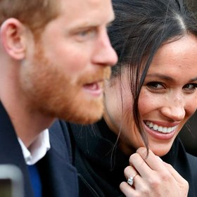 Food & Wine: How Meghan Markle and Prince Harry's Wedding Will Defy Royal Tradition