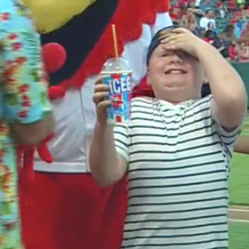 Food & Wine: Kid Wins Slushy-Drinking Contest, But at What Cost?