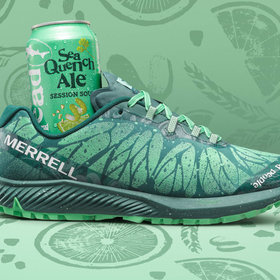 mkgalleryamp; Wine: Dogfish Head Brewery Turned Its Beer for Runners into a Shoe