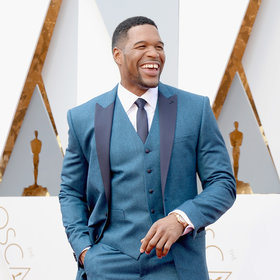 Food & Wine: Michael Strahan Loves Tequila, Hangs with Star Chefs
