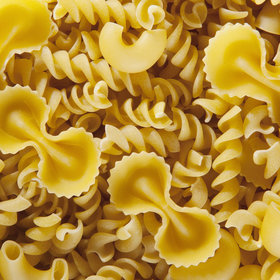 Food & Wine: This 'Shape-Shifting' Pasta Goes from Flat to 3D When You Cook it
