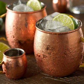 mkgalleryamp; Wine: Why Are Moscow Mules Served in Copper Mugs?