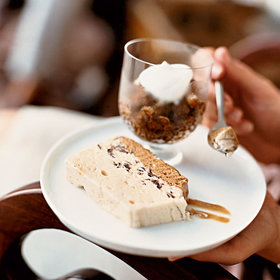 Food & Wine: Molded Mocha-Marsala Semifreddo