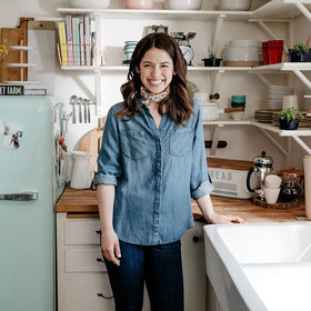 mkgalleryamp; Wine: 5 Questions with Molly Yeh, the Food Network's Next Big Star