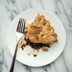 Food & Wine: Mom's Mincemeat Pie