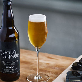 Food & Wine: At Chicago's New Moody Tongue Tasting Room, There's Truffle Beer on Tap