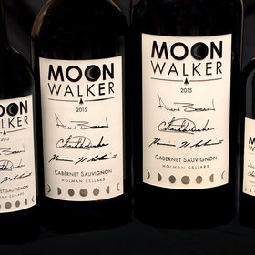 Food & Wine: 'Moonwalker' Wine Is a Drinkable Tribute to the Apollo Moon Missions