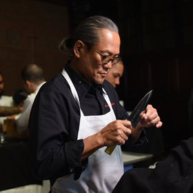 mkgalleryamp; Wine: Chef Masaharu Morimoto's 3 Golden Rules for Eating Sushi