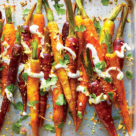 Food & Wine: Is There a Point to Peeling Carrots?