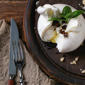 Food & Wine: Did You Know There Are Actually 12 Types of Mozzarella?