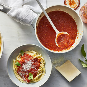 mkgalleryamp; Wine: Add This Secret Ingredient for the Best Tomato Sauce Ever