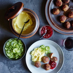 Food & Wine: My Grandmother's Meatballs