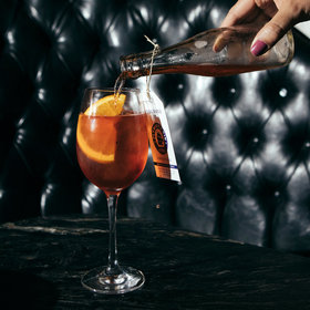Food & Wine: This Sparkling Negroni Is the Ultimate Weekend-Starter