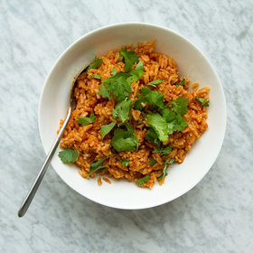Food & Wine: New Mexican Rice