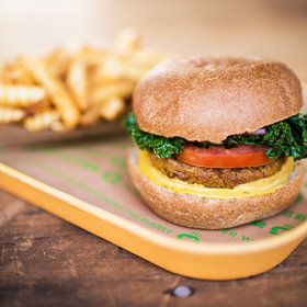 Food & Wine: West Coast Vegan Burger Chain 'Next Level' Set to Open in New York City