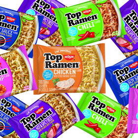 Food & Wine: Top Ramen Is Changing Its Recipe to Be Healthier