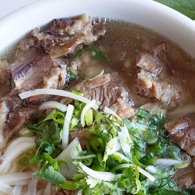 Food & Wine: L.A.'s Best New Bowl of Pho Is Off-Menu