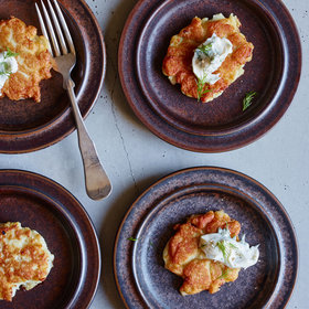 Food & Wine: Norwegian Fish Cakes with Dill Mayonnaise
