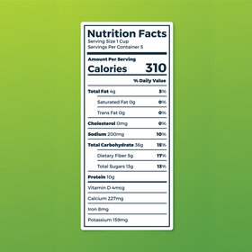 Food & Wine: How to ReadNutrition Labels