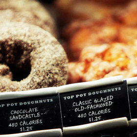 Food & Wine: New York City Being Sued for Enforcing Menu Calorie Counts