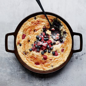 Food & Wine: Oatmeal Soufflé