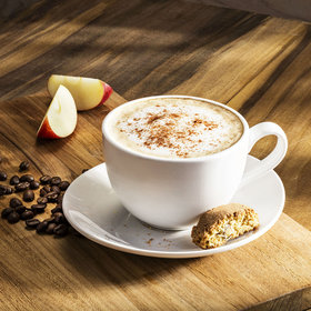 Food & Wine: Olive Garden Introduces a Caramel Apple Butter Latte