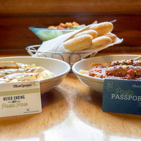 Food & Wine: How to Score Olive Garden's Never Ending Pasta Pass and Get an All-Inclusive Trip to Italy